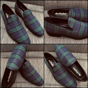 Black Watch Loafer Grid View