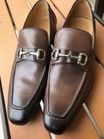 Ciro Schiano Brown Italian Loafers size 10.5