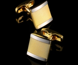 Gold Ren Cufflinks