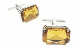 Light Gold Cufflinks