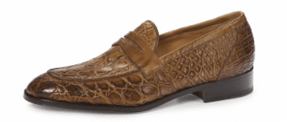 Mauri 4862 Toronto Crocodile Shoes