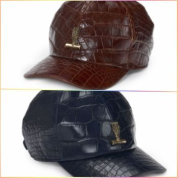 Mauri H65 Alligator Hat