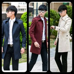 Modern Trench coat (Color View)