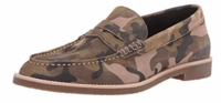 Camo Loafers Size 11
