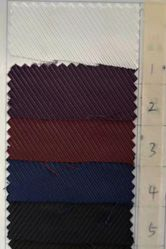 MorCouture Ribbed Trimmed Accent High Collar Shirt- Color Chart