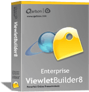 Upgrade to ViewletBuilder9 Enterprise from VB6/7 Ent Only - 1 User (Win)