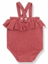 1 + Family in the Family Baby Romper in Rust (Size 36Mos) Alternate View