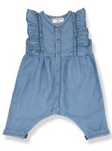 1 + Family in the Family Overall in Denim (Sizes 3Mos to 24Mos)