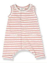 1 + Family in the Family in the Family Sleeveless Romper (3Mos,6Mos,9Mos)