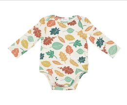 Angel Dear Fall Leaves Onesie