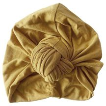 Angel Dear Norma Headband in Mustard