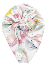 Angel Dear Norma Headwrap in Donut Smiles (0-6Mos)