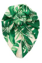 Angel Dear Norma Headwrap Tropical Leaves (Size 6-12Mos)