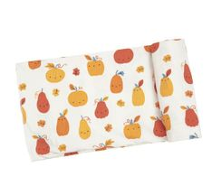 Angel Dear Pumpkin Patch Swaddle Blanket
