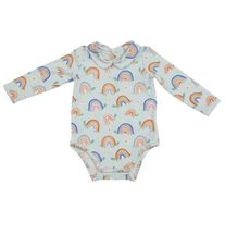 Angel Dear Rainbow Turtle Bodysuit
