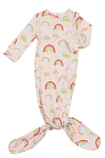 Angel Dear Rainbows Knotted Gown