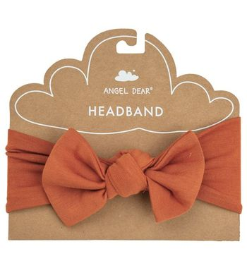 Angel Dear Rust Headband
