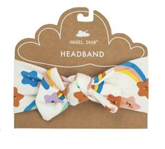 Angel Dear Shooting Stars Headband