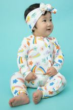 Angel Dear Shooting Stars Romper (6-12Mos,12-18Mos,18-24Mos)