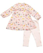 Angel Dear Sushi Girls Outfit (Size 3T)