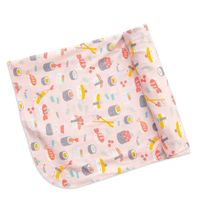 Angel Dear Sushi Pink Blanket