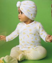 Angel Dear Take Me Home Outfit Bananas (Size  0-3Mos)