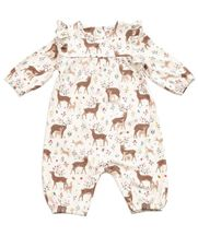 Angel Dear Wilderness Romper Deer