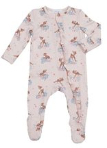 Angel Dear Woodland Deer Zipper Footie