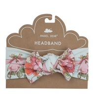 Angel Dear Woodrose Headband (Size 12-24Mos)