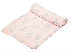 Angel Dear Zebra Blanket Swaddle