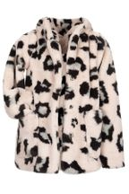 Appaman Cleo Faux Fur Coat (Sizes 7 to 14)