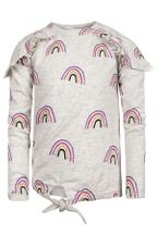 Appaman Evelyn Rainbow Tee (Sizes 4 to 14)