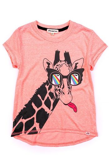 Appaman Giraffe Circle Tee (5 & 8)