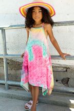 Appaman Maxi Dress Rainbow Yai
