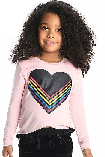 Appaman Penelope Tee Rainbow Love (4,7,10)