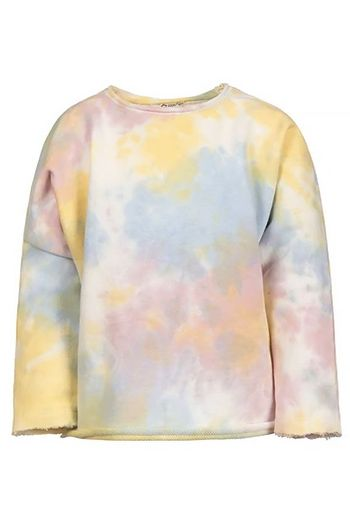 Appaman Slouchy Watercolor Sweatshirt (Sizes 5 to 14)