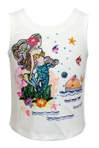 Baby Sara Mermaid Tank Top