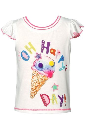 Baby Sara Oh Happy Day Top Girls - PREORDER
