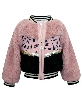 Baby Sara Pink Faux Fur Jacket SOLD OUT