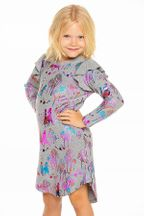 Chaser Frozen 2 Girls Dress (12 & 14)