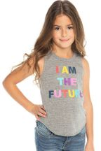 Chaser I Am The Future Tank (Size 4)
