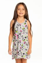 Chaser Minnie Mouse Tank Dress (Sizes 5 to 12)
