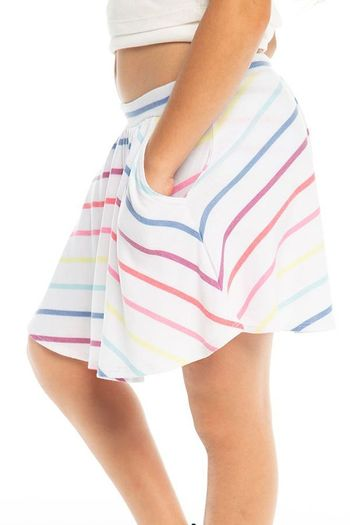 Chaser Rainbow Flouncy Skort SOLD OUT