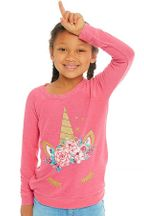 Chaser Unicorn Crown Sweatshirt (2,4,6,7,8,10)
