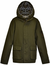 Dex Tween Jacket in Olive (MD 10 & LG 10/12)