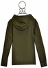 Dex Tween Jacket in Olive (Size 7 to 14) Alternate View