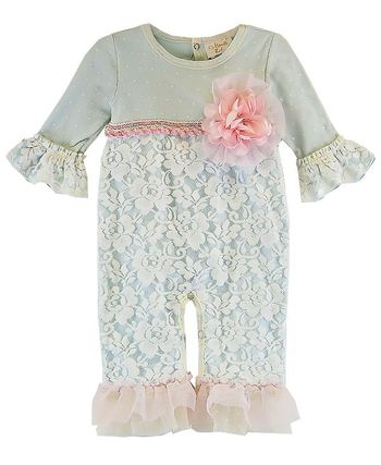 Fairy Frost Infant Girls Coverall (18Mos)