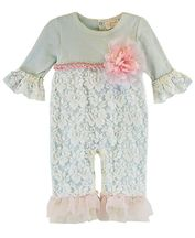 Fairy Frost Infant Girls Coverall (18Mos & 24Mos)