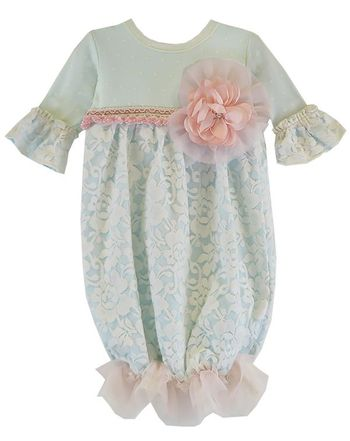 Fairy Frost  Newborn Gown SOLD OUT