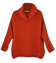 Mayoral Fall For Me Orange Sweater (Size 12)